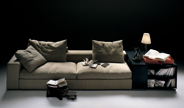 flexform groundpiece couchtisch design antonio. Black Bedroom Furniture Sets. Home Design Ideas