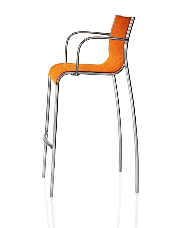 Magis paso doble stool hochstuhl design stefano giovannoni - Design hochstuhl ...