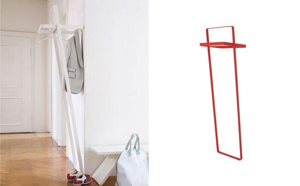 Sch nbuch flex design zeichen wunder for Garderobenstange design