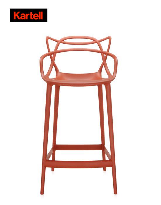 kartell masters barhocker design philippe starck. Black Bedroom Furniture Sets. Home Design Ideas