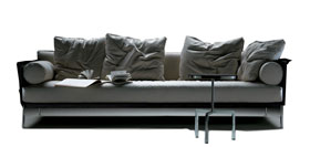 Flexform Happy Hour Sofa Antonio Citterio