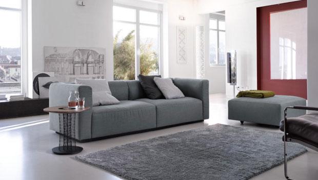 walter knoll living landscape sofa couch design eoos. Black Bedroom Furniture Sets. Home Design Ideas