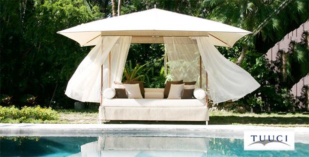 tuuci bali himmelbett. Black Bedroom Furniture Sets. Home Design Ideas