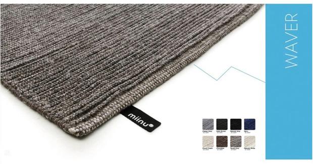 miinu waver teppich design miinu team. Black Bedroom Furniture Sets. Home Design Ideas