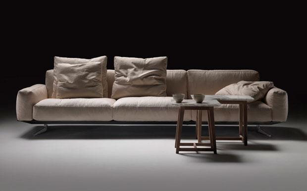 Flexform soft dream sofa design antonio citterio 2010 for Citterio arredamenti