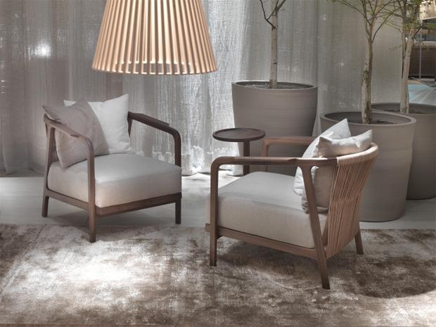 flexform crono sessel design antonio citterio 2016. Black Bedroom Furniture Sets. Home Design Ideas