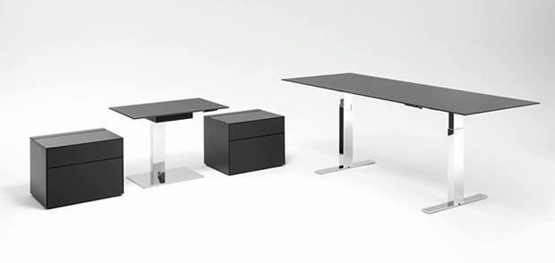 walter knoll exec v chefzimmer schreibtisch design wolfgang c r mezger. Black Bedroom Furniture Sets. Home Design Ideas