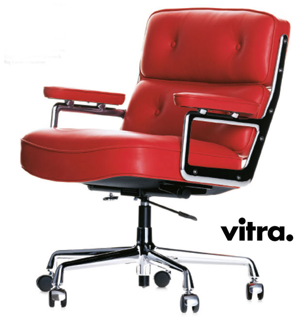 vitra lobby chair es 104 design charles ray eames 1960. Black Bedroom Furniture Sets. Home Design Ideas