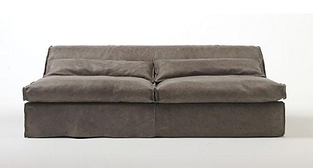 Baxter sofa housse mono for Housse de sofa