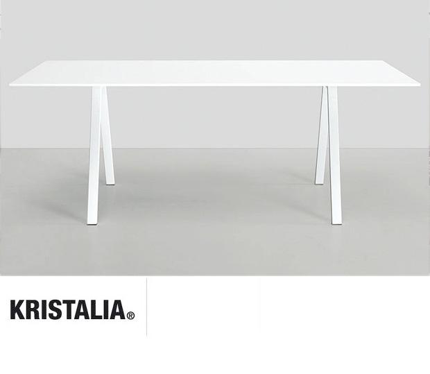 Kristalia neat tisch design christophe pillet for Tisch graphic design