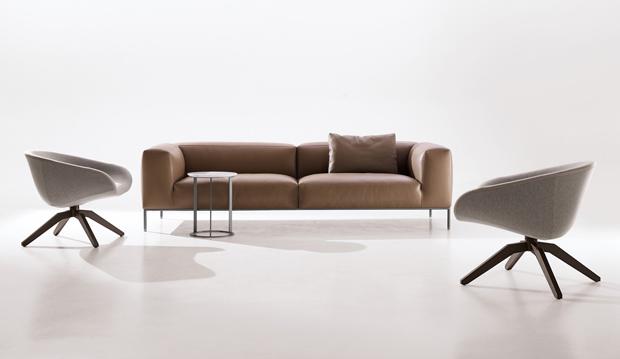 b b italia frank sofa design antonio citterio. Black Bedroom Furniture Sets. Home Design Ideas