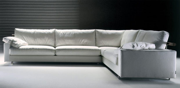 flexform patrik sofa design flexform centro studi 1985. Black Bedroom Furniture Sets. Home Design Ideas