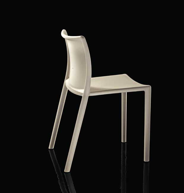 Magis air chair stapelstuhl design jasper morrison for Air chair stuhl