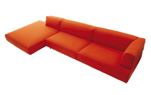 Living Divani Metro Sofa Piero Lissoni