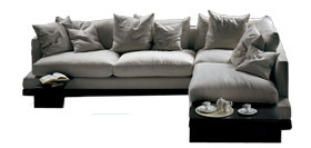 Flexform Long Island Sofa Centro Studi
