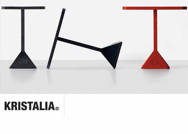 kristalia tnp tisch design christophe pillet. Black Bedroom Furniture Sets. Home Design Ideas