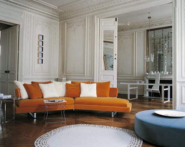 B b italia arne sofa design antonio citterio for B and b divani