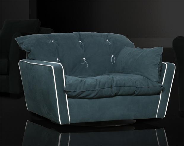 Baxter Sorrento Sessel Design Paola Navone