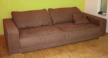 Breites sofa  BAXTER Budapest Sofa