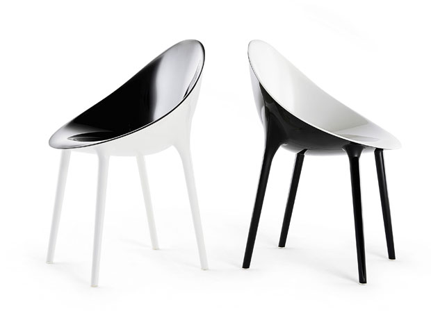 kartell super impossible stuhl design philippe starck. Black Bedroom Furniture Sets. Home Design Ideas