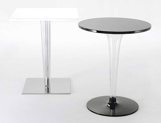 kartell top top tisch design philippe starck und. Black Bedroom Furniture Sets. Home Design Ideas