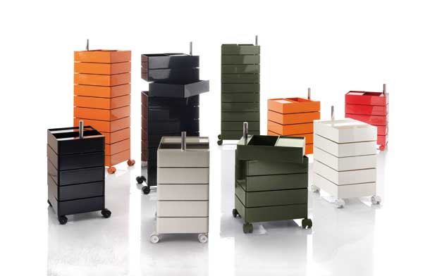 Design Rollcontainer magis 360 container design konstantin grcic