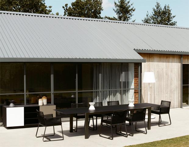 Kettal landscape tisch design kettal studio for Designer couchtisch maia