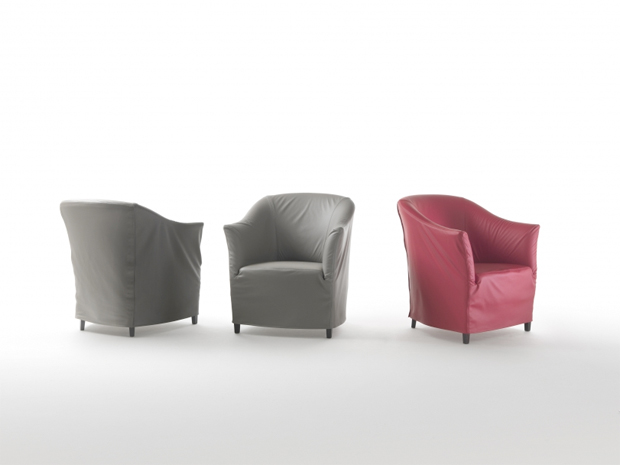 Flexform DORALICE Sessel Design Antonio Citterio
