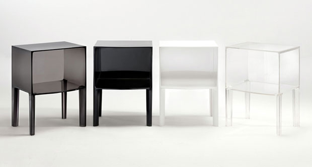 kartell small ghost buster kommode. Black Bedroom Furniture Sets. Home Design Ideas