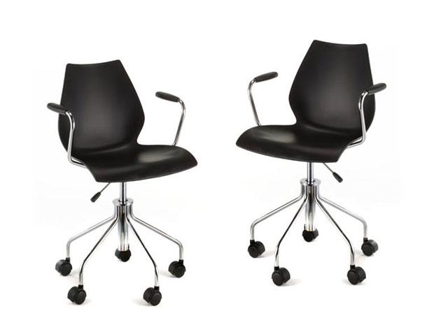 kartell maui b rostuhl design vico magistretti. Black Bedroom Furniture Sets. Home Design Ideas