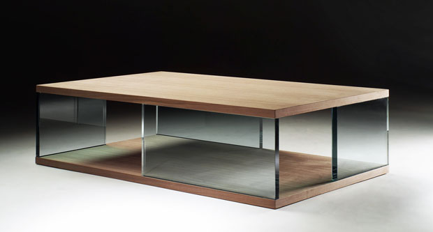 Flexform  OCEAN Couchtisch (design Centro Studi 2004)