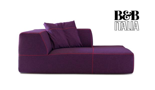 Bb Italia Bend Sofakollektion Design Patricia Urquiola