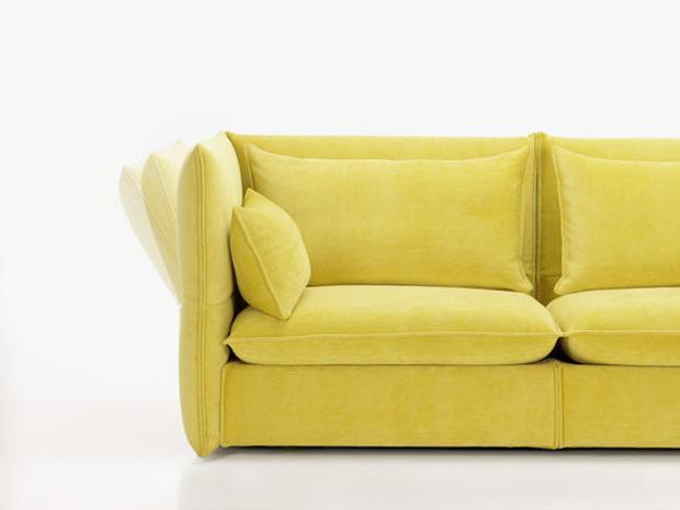 vitra mariposa sofa edward barber jay osgerby 2014. Black Bedroom Furniture Sets. Home Design Ideas