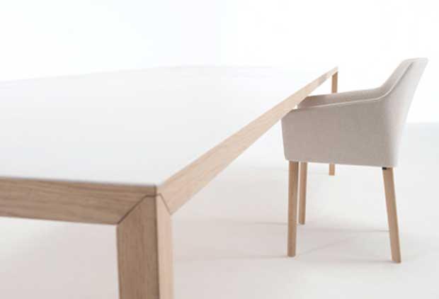 Arco Balance Tisch ~ ARCO SLIM PLUS (by Bertjan Pot 2006)
