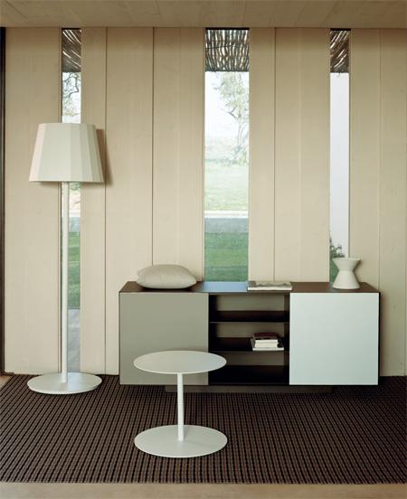 Kettal objects anrichte design kettal studio for Designer couchtisch maia