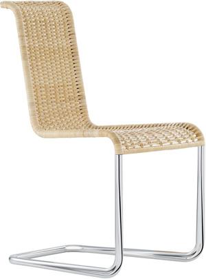 tecta kragstuhl b20 freischwinger. Black Bedroom Furniture Sets. Home Design Ideas