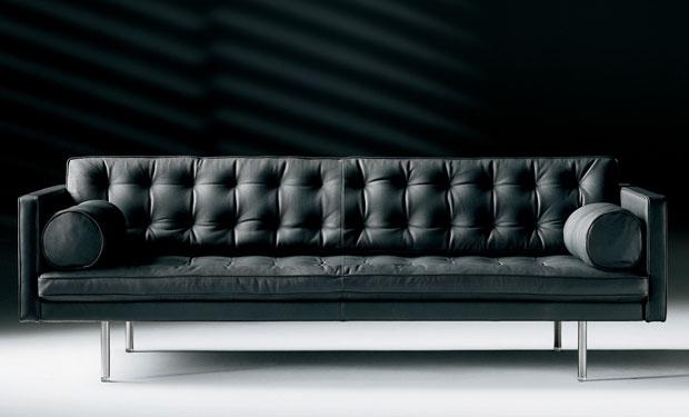 Flexform magister sofa design antonio citterio for Citterio arredamenti