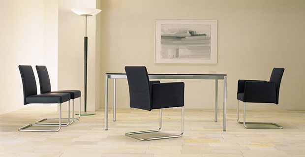 walter knoll jason stuhl design eoos. Black Bedroom Furniture Sets. Home Design Ideas