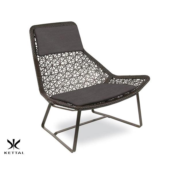 kettal relaxsessel maia design patricia urquiola. Black Bedroom Furniture Sets. Home Design Ideas