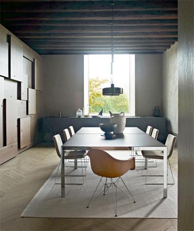 B Amp B Italia Metropolitan Stuhl Design Jeffrey Bernett