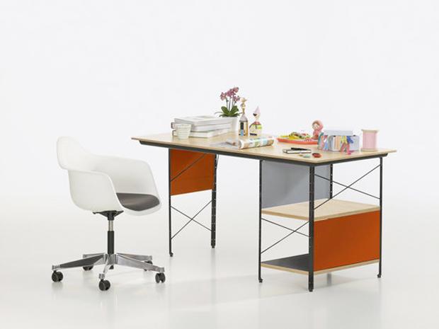 vitra eames desk unit edu charles ray eames 1949. Black Bedroom Furniture Sets. Home Design Ideas