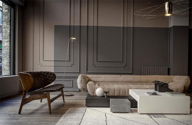Baxter Dalma Sofa Design Drage Amp Aurel