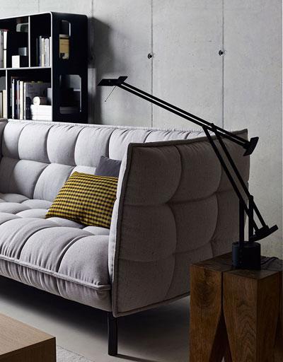 B B Italia Husk Sofa Design Patricia Urquiola