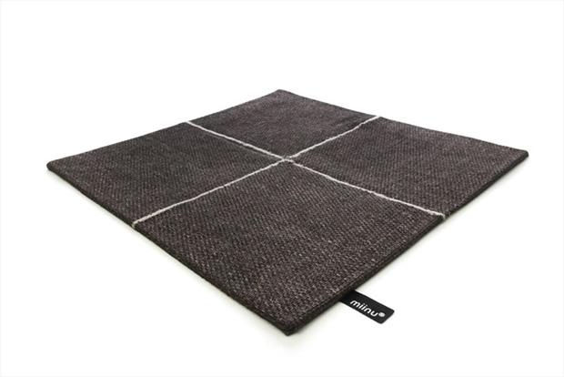 miinu crossline teppich design miinu team. Black Bedroom Furniture Sets. Home Design Ideas