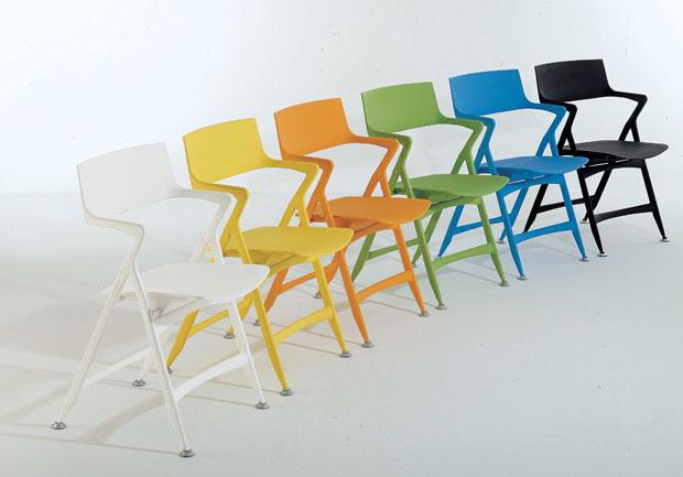 kartell dolly klappstuhl design antonio citterio und oliver l w. Black Bedroom Furniture Sets. Home Design Ideas