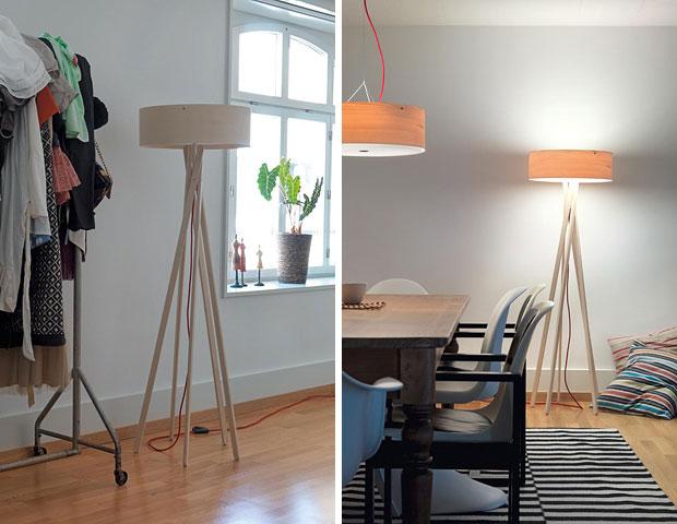 belux stehleuchte arba design matteo thun antonio rodriguez 2009. Black Bedroom Furniture Sets. Home Design Ideas