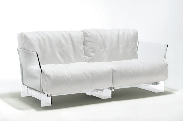 KARTELL - POP OUTDOOR Sofa (design: Piero Lissoni und Carlo Tamborini)