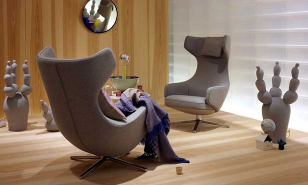vitra grand repos design antonio citterio 2011. Black Bedroom Furniture Sets. Home Design Ideas