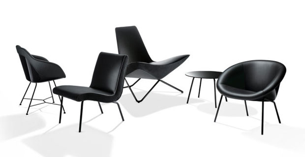 walter knoll black series design team walter knoll. Black Bedroom Furniture Sets. Home Design Ideas