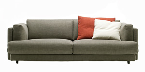 Living Divani Family Lounge Sofa Piero Lissoni